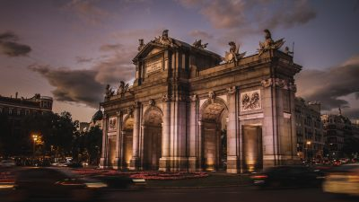 Top-rated Attractions of Madrid, Spain